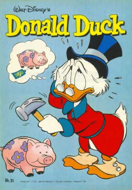 Donald Duck (Dutch) - 31, 1982