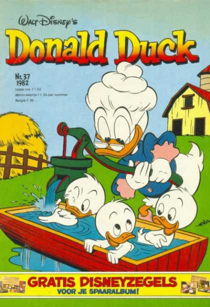 Donald Duck (Dutch) - 37, 1982