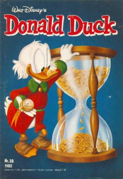 Donald Duck (Dutch) - 38, 1982