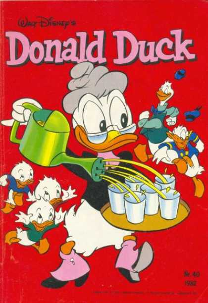 Donald Duck (Dutch) - 40, 1982