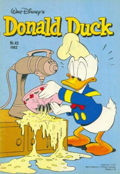 Donald Duck (Dutch) - 42, 1982