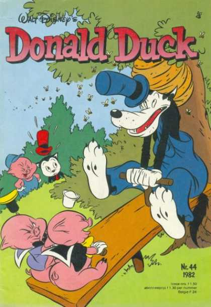 Donald Duck (Dutch) - 44, 1982