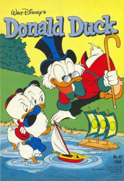 Donald Duck (Dutch) - 47, 1982