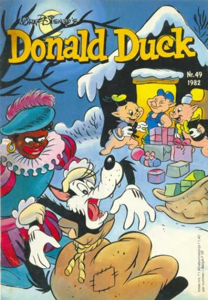 Donald Duck (Dutch) - 49, 1982