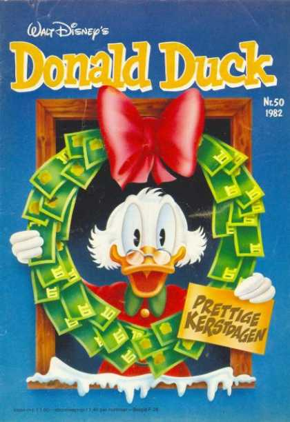 Donald Duck (Dutch) - 50, 1982