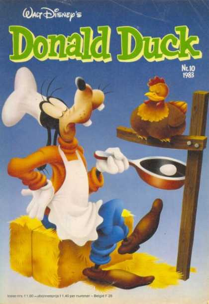 Donald Duck (Dutch) - 10, 1983