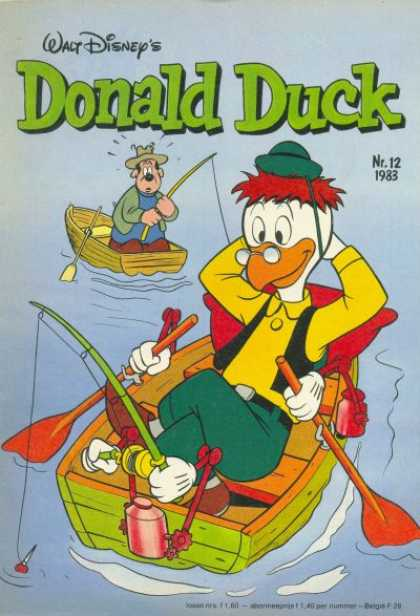 Donald Duck (Dutch) - 12, 1983