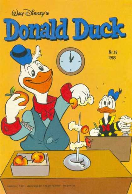 Donald Duck (Dutch) - 15, 1983