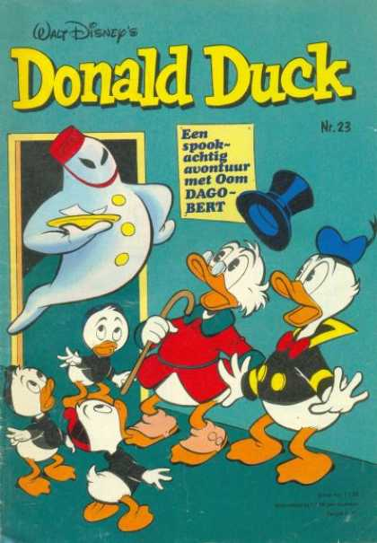 Donald Duck (Dutch) - 23, 1980