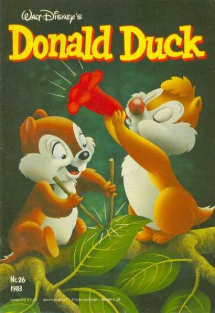 Donald Duck (Dutch) - 26, 1983