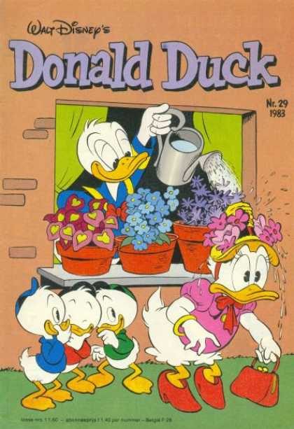 Donald Duck (Dutch) - 29, 1983