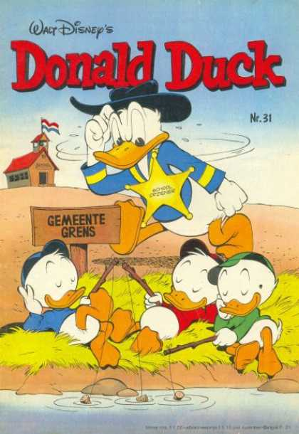 Donald Duck (Dutch) - 31, 1980