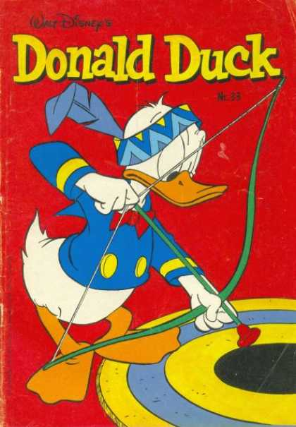 Donald Duck (Dutch) - 33, 1980