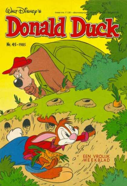 Donald Duck (Dutch) - 45, 1985