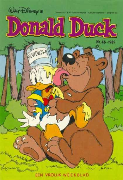 Donald Duck (Dutch) - 46, 1985