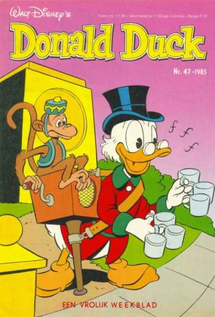Donald Duck (Dutch) - 47, 1985