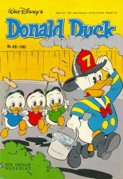 Donald Duck (Dutch) - 48, 1985