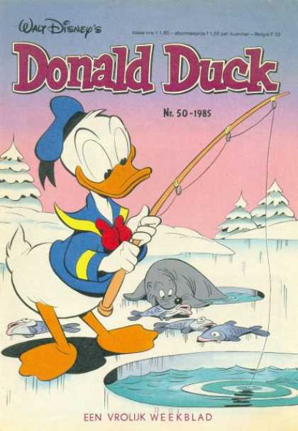 Donald Duck (Dutch) - 50, 1985