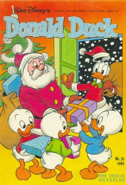 Donald Duck (Dutch) - 51, 1985