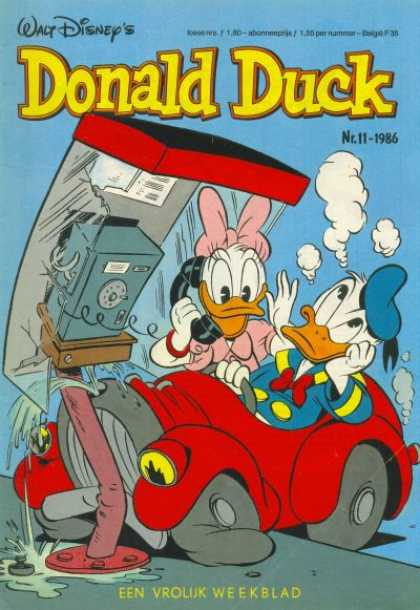 Donald Duck (Dutch) - 11, 1986