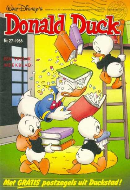 Donald Duck (Dutch) - 27, 1986
