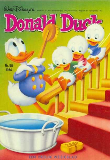 Donald Duck (Dutch) - 30, 1986