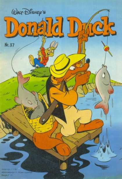 Donald Duck (Dutch) - 37, 1980