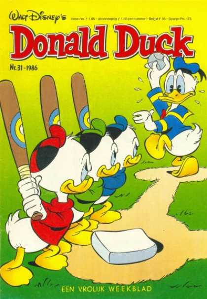 Donald Duck (Dutch) - 31, 1986
