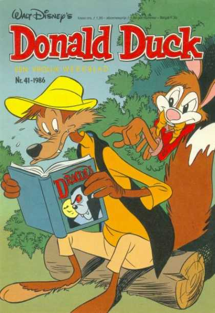 Donald Duck (Dutch) - 41, 1986