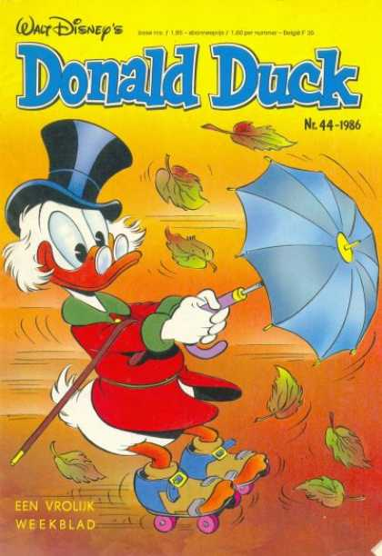 Donald Duck (Dutch) - 44, 1986