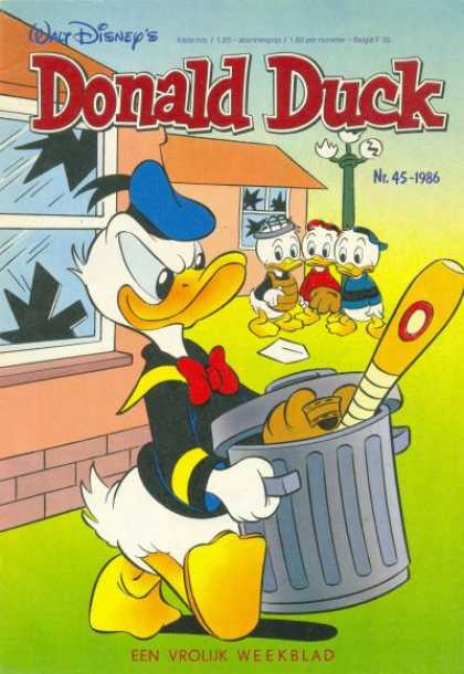 Donald Duck (Dutch) - 45, 1986