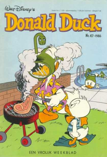 Donald Duck (Dutch) - 47, 1986