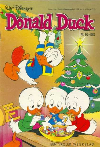 Donald Duck (Dutch) - 50, 1986