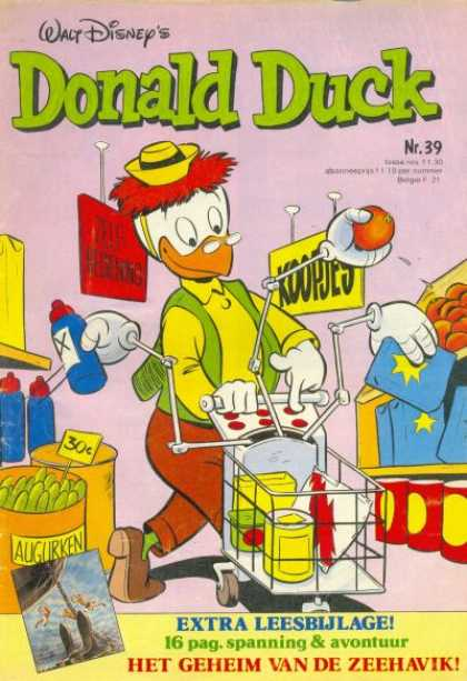 Donald Duck (Dutch) - 39, 1980