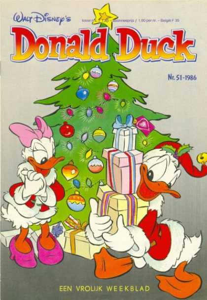 Donald Duck (Dutch) - 51, 1986