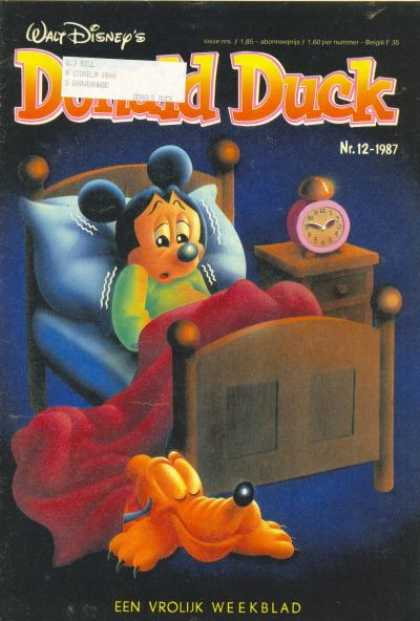 Donald Duck (Dutch) - 12, 1987