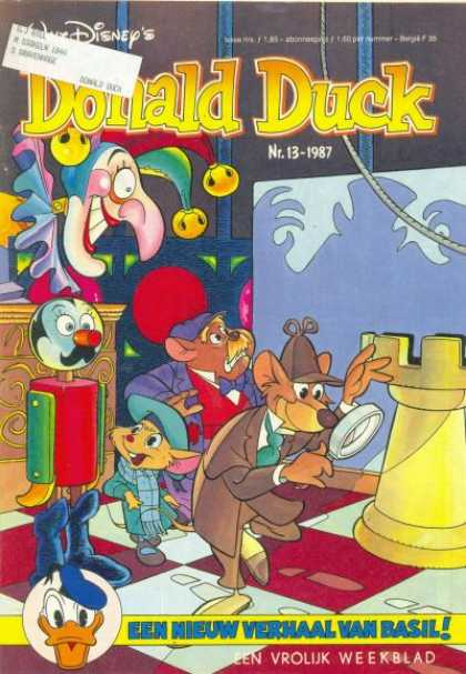 Donald Duck (Dutch) - 13, 1987