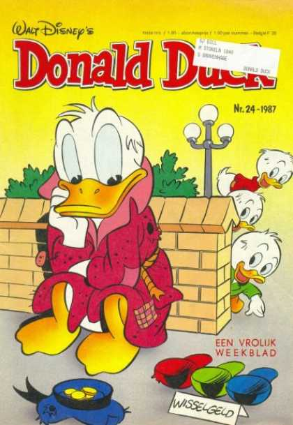 Donald Duck (Dutch) - 24, 1987