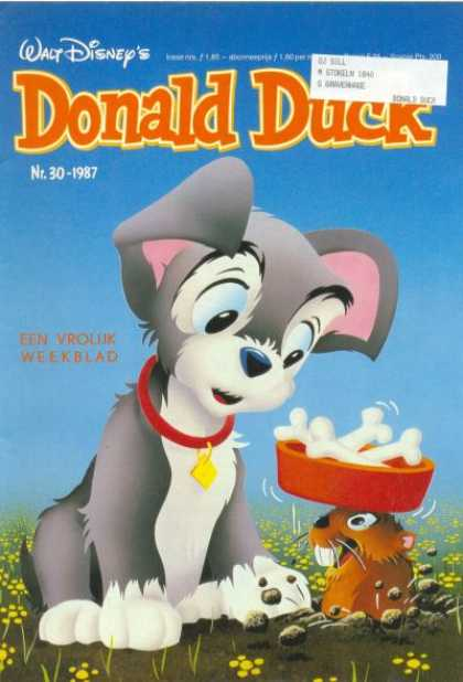 Donald Duck (Dutch) - 30, 1987