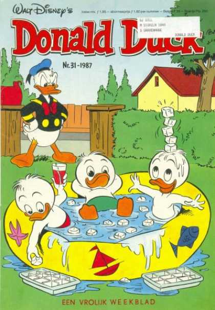 Donald Duck (Dutch) - 31, 1987