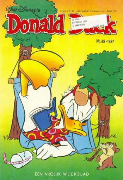 Donald Duck (Dutch) - 38, 1987
