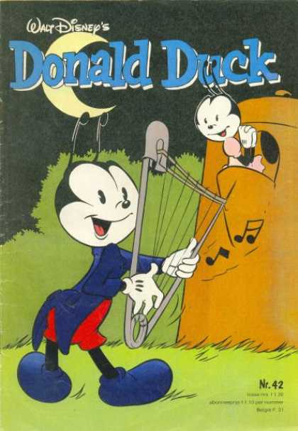 Donald Duck (Dutch) - 42, 1980