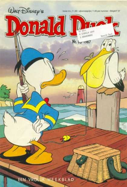 Donald Duck (Dutch) - 48, 1987