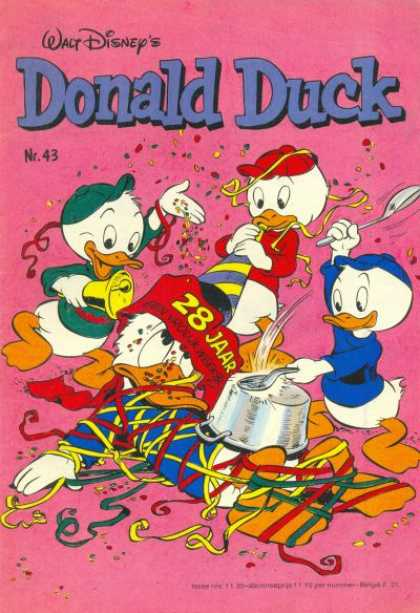 Donald Duck (Dutch) - 43, 1980