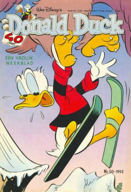 Donald Duck (Dutch) - 50, 1992
