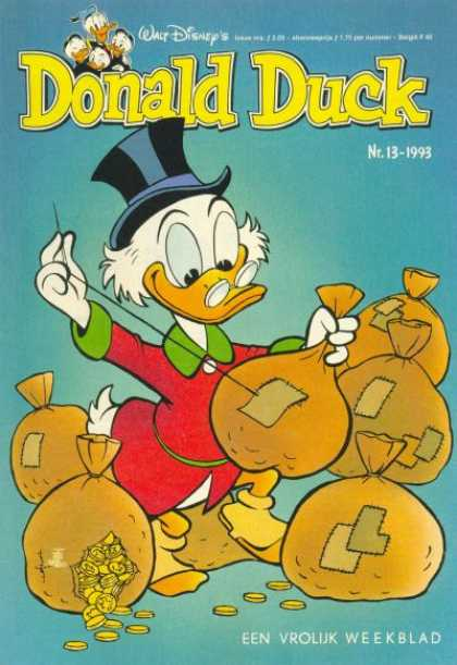 Donald Duck (Dutch) - 13, 1993
