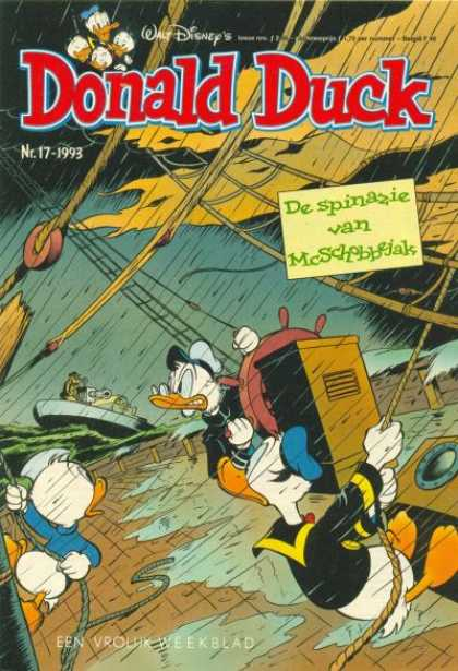 Donald Duck (Dutch) - 17, 1993