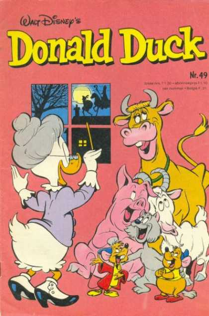 Donald Duck (Dutch) - 49, 1980