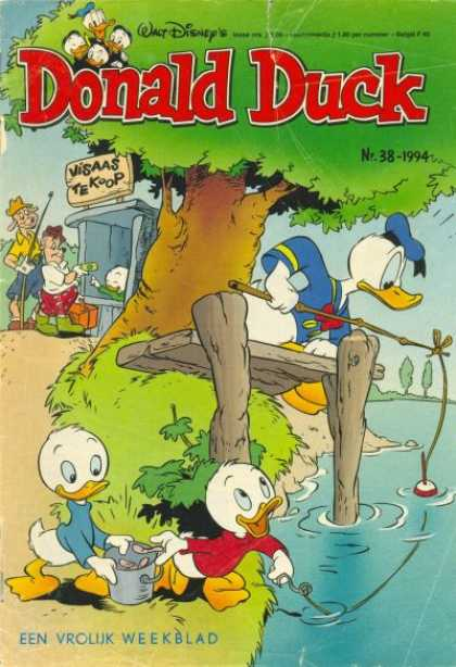Donald Duck (Dutch) - 38, 1994