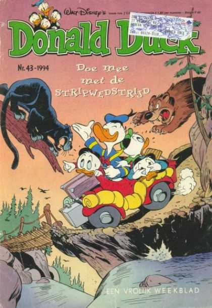 Donald Duck (Dutch) - 43, 1994